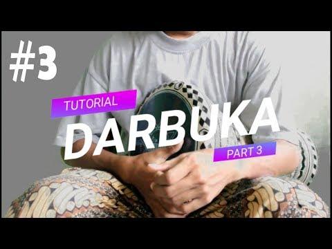Video CARA CEPAT BELAJAR DARBUKA #part3