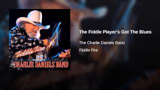 The Fiddle Player's Got The Blues