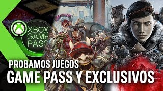 GEARS 5, BLEEDING EDGE o AGE OF EMPIRES II 4K | Game Pass y Exclusivos Xbox E3 2019