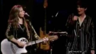 k.d. lang & melissa etheridge You can sleep while i drive