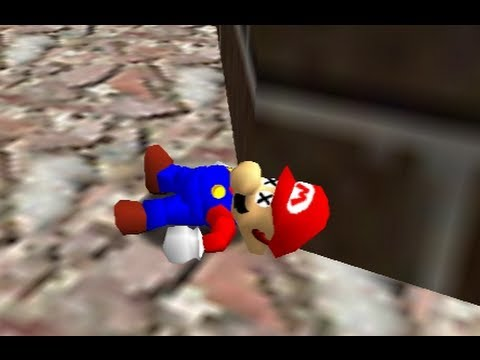 Acid, Leeches, Quicksand, Magic, Black Holes And Other Ways Mario Can Die