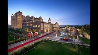 Destination Wedding At Fairmont Hotel Jaipur || Pulse Events & Weddings By Sunny Sabharwal