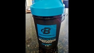 Favorite Protein Shaker - Smart Shake Review