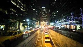 Dredg - Down To The Cellar (NYC Timelapse Video)