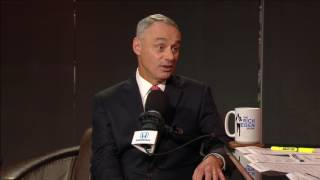 MLB Commissioner Rob Manfred on Mid-Season WBC Option - 3/21/17
