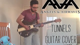 Angels and Airwaves - Tunnels (Guitar Cover)
