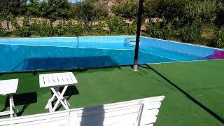 Video del alojamiento Cabañas-Masía San Bartolomé