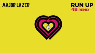 Major Lazer - Run Up (feat. PARTYNEXTDOOR & Nicki Minaj) [4B & ROCKY WELLSTACK Remix]