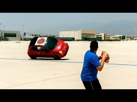 FIAT STUNT DRIVING EDITION | Dude Perfect