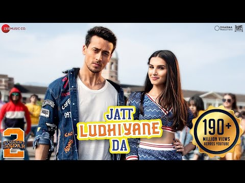 Jatt Ludhiyane Da – Student Of The Year 2 | Tiger Shroff, Tara & Ananya |Vishal & Shekhar| Payal Dev
