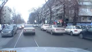 Полицейский беспредел в Алматы