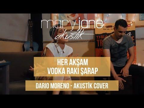 Mary Jane - Her Akşam Vodka Rakı Şarap klip izle