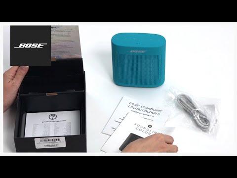 Беспроводная колонка Bose SoundLink Color II Polar White