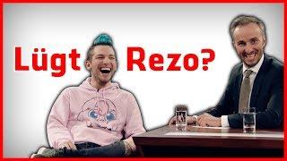 Lügt Rezo im Jan Böhmermann Gast-Auftritt? Körpersprache Analyse