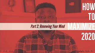 The Renewing of Your Mind