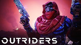 Outriders - Official Trickster Gameplay Overview Trailer