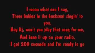 3OH3 :: RICHMAN :: with lyrics