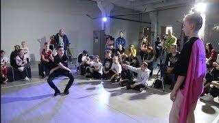Танцевальный батл. Краснодар зима 2018