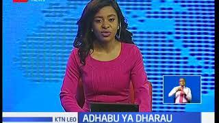 Jaji George Odunga amtoza faini waziri Fred Matiang'i, Joseph Boinnet na Gordon Kihalangwa