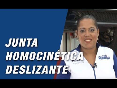 Identifique problemas na Junta Homocinética Deslizante Lado Câmbio