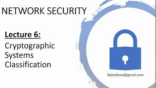 Types of Cryptography in Hindi / Urdu - Lec 6 - Network Security Tutorial for Beginners