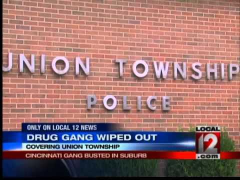 Cincinnati Gang Busted in Suburb