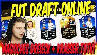 FIFA 16 FUT DRAFT DEUTSCH  FIFA 16 ULTIMATE TEAM  MAGISCHES DREIECK 4 + KRASSER TOTY