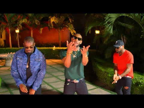 D'Prince - Gucci Gang feat  Davido & Don Jazzy ( Official Music Video )