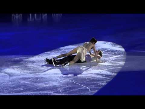 HD Art on Ice 2016 Lausanne – Meryl Davis & Charlie White skate to Jessie J singing