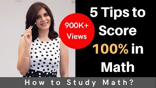 How to Study Maths | 5 Scientifically Researched Tips to Score 100% in Maths Exam | ChetChat