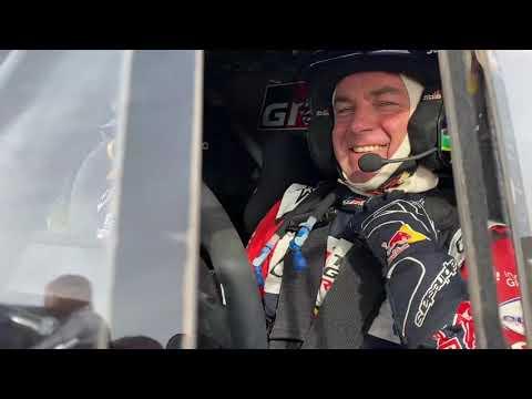 2021年 ダカール・ラリーに参戦中のToyotaGazooRacingステージ11ハイライト動画