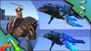 Ark ps4 equus das pferd info fr zuknftiges update 29 ark underwater bases leedsichthys more ark dev kit malvernweather Image collections