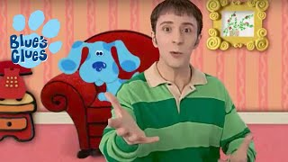 REVIEW: Blue's Clues | Amy McLean