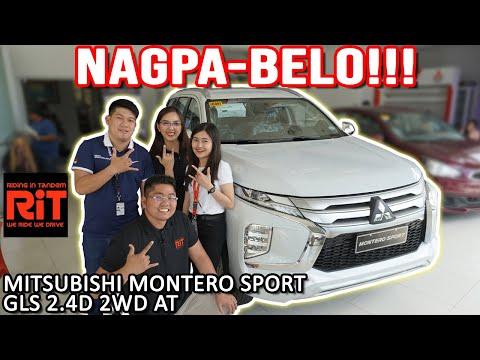 2020 Mitsubishi Montero Sport GLS 2WD AT : SUV Philippines