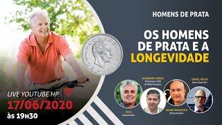 LIVE 08 – Os Homens de Prata e a Longevidade.