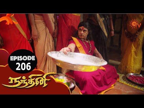 Nandhini - நந்தினி | Episode 206 | Sun TV Serial | Super Hit Tamil Serial