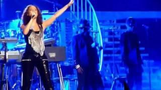 "Alicia Keys Live ""Wait Til You See My Smile"" Staples Center 04-06-2010 Los Angeles"