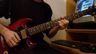 AC/DC - Shot Down In Flames Cover