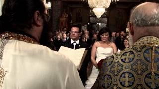 preview picture of video 'WEDDING  AIGIO PANAGIOTIS & DIONYSIA'