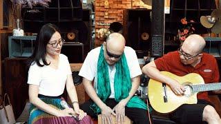 CHUYẾN BAY ĐÊM - Hạnh AnAn & Guitarist Hoàng Thành Drum Phương Phạm