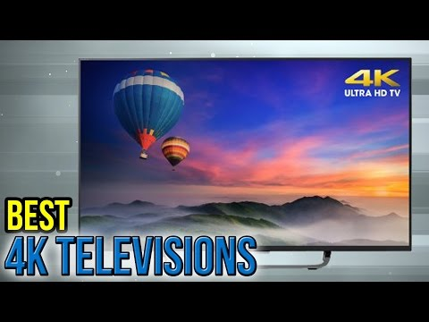 10 Best 4k Televisions 2017