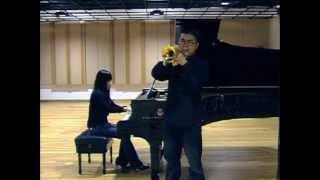 Huang Shan Haydn trumpet concerto 1st Mov