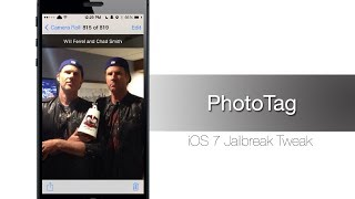 PhotoTag allows you to tag photos in your Camera Roll - iPhone Hacks