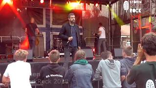 Auftritt Von Erik Cohen Auf Dem StöfenparkRock 2018 In Marne