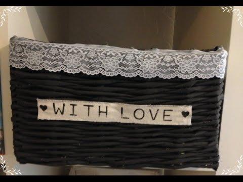 papier mit papier basteln handmade kultur. Black Bedroom Furniture Sets. Home Design Ideas