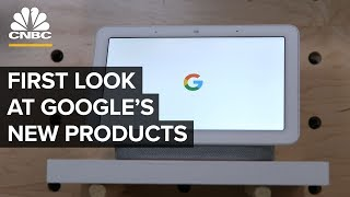 Google Pixel Slate And Home Hub: First Look