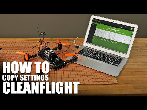 how-to-copy-settings-cli-cleanflight--flite-test