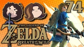 Breath of the Wild: Thank You For Your Service - PART 74 - Game Grumps