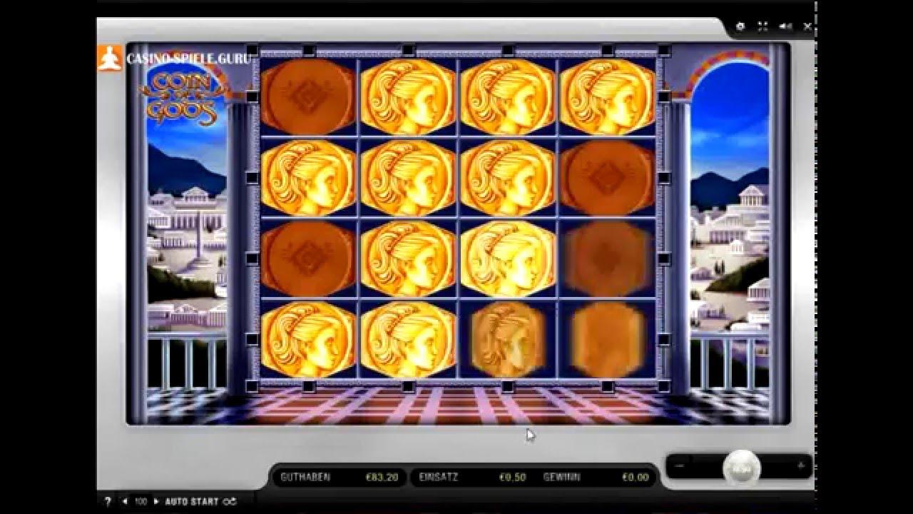 Coin of Gods von Merkur   Mit den Göttern zocken!