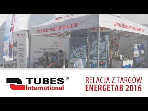 Targi Energetab 2016 - Tubes International - zdjęcie